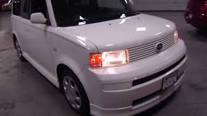 8773 2006 scion xb white northeast motor cars nj youtube