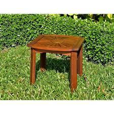 Acacia Wood Outdoor Furniture by International Caravan Outdoor And Patio Furniture Bellacor