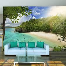 Schlafzimmer Ideen Strand Modernen Elegante Fototapete Strand Deco Benutzerdefinierte 3d