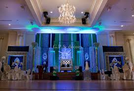 Indian Wedding Reception Themes by Indian Wedding Decorator Gps Decors