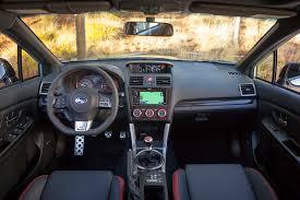 subaru sti 2016 stance 2015 subaru wrx sti first drive automobile magazine