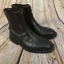womens size 12 paddock boots horseback boots ebay