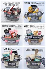 baking gift basket a gift in a tin christmas baking kit the diy