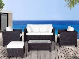 Rattan Garden Furniture Sofa Sets Rattan Garden Lounge 2 Seater Sofa 2 Chairs Table Stool