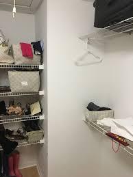 elfa closet system organizer shelf elfa closets closet maid