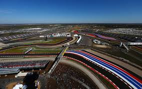 Circuit Of The Americas Track Map by Everything U0027s Bigger In Texas Automobile Magazine