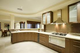 Furniture Kitchen Design Kitchen Curved Brown Wooden Kitchn Island With White Countertop