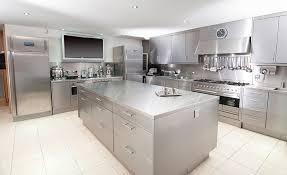 stainless steel kitchen ideas modern stainless steel kitchen design hupehome