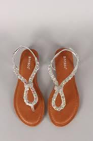 Rhinestone Flat Sandals Wedding 14 Best Gaby Images On Pinterest Flat Sandals Shoes And Sandals