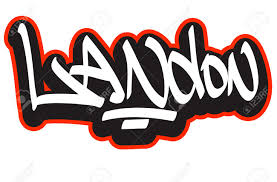graffiti font style name hip hop design template for t shirt