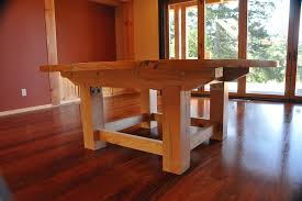 Rustic Dining Room Table Round Rustic Dining Table Pedestal New Lighting Ideas Round