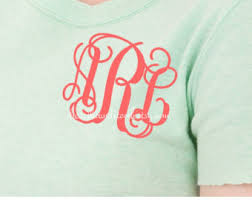 iron on monogram initials glitter monogram iron on monogram iron on transfer iron on