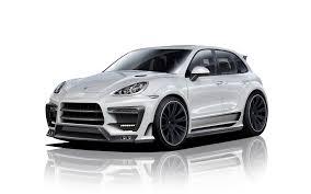 New Porsche Cayenne - lumma design refines the new porsche cayenne for its launch