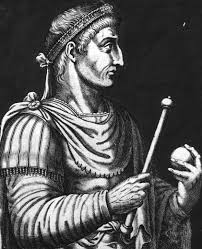 constantine the great first christian emperor of rome
