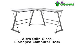 Z Line Belaire Glass L Shaped Computer Desk Z Line Belaire Glass L Shaped Computer Desk Best Glass 2017