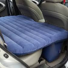 car inflatable mattress outdoor travel car air bed with pump