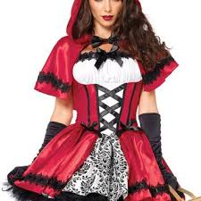 Peasant Halloween Costume Halloween Costume Red Riding Hood Products Wanelo