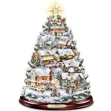 Christmas Tree Songs Buy Thomas Kinkade Christmas Tabletop Tree Songs Of The Season By
