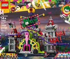black friday lego 2017 the lego batman movie set for the joker manor revealed collider