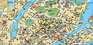 map of copenhagen cphtourist