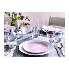 arv side plate pink 22 cm ikea dinera side plate light pink 20 cm side plates rustic feel and