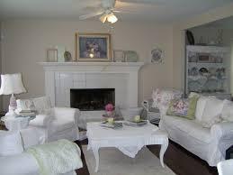 weisse wohnzimmer shabby chic wohnzimmer 66 romantische einrichtungen