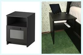 White Ikea Nightstand Brimnes Nightstand Black Brimnes Nightstand White Ikea Small Home