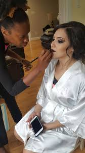 makeup artists that come to your house beauty by goldberg belezza brides