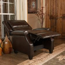 Wingback Chairs Leather Leather Wingback Chair Design
