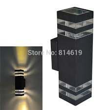 modern outdoor wall lighting outdoor wall lamp led porch