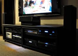 home theater furniture and cabinetry