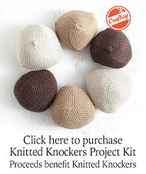 knitted knocker kits other promotions knitted knockers