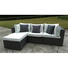 Weatherproof Patio Furniture Sets by Synthetic Waterproof Outdoor Furniture Wayfair