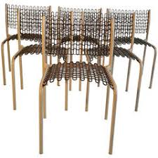 Thonet Bistro Chair Set Of Four Thonet Style Bentwood Bistro Chairs At 1stdibs