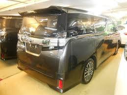 lexus vellfire price brand new toyota vellfire 2 5 u2013 new method motors