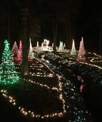 mike u0027s farm offers a holiday light tour with a special salute to