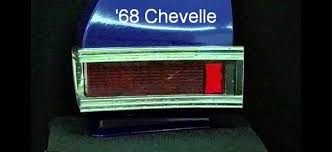 68 chevelle tail lights 1968 chevelle led sequential tail lights by easy performance
