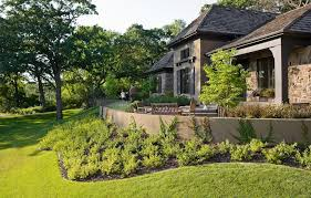low maintenance landscaping convention other metro rustic