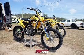 motocross bike setup blog bbr yamaha u2013 2016 race bike set up