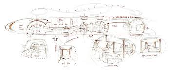 Private Jet Floor Plans Pegasus Design Aircraft Completion