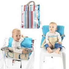 siege nomade bébé chaise nomade la redoute