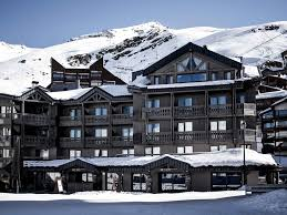 hotel in val thorens hotel fitz roy