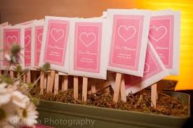 flower seed wedding favors seed wedding favors custom seed pouches for each guest boston