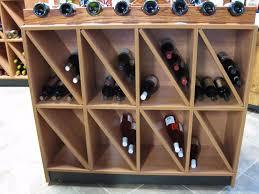 cabernet wine display racks handy store fixtures