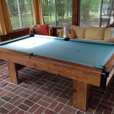 brunswick bristol 2 pool table find more brunswick bristol ii 7 pool table 3 piece slate top
