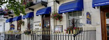 best western victoria palace budget hotels in victoria london