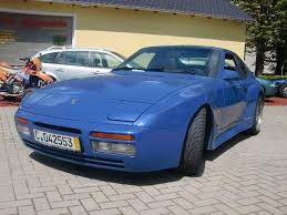 porsche 944 special edition 1986 blue strosek porsche 944 turbo targa jpg