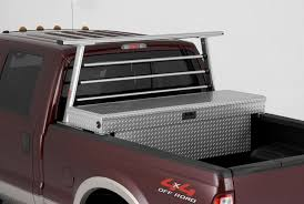 Slide Out Truck Bed Tool Boxes Tracrac Rack Systems For Trucks Vans Utility Carid Com
