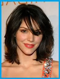 Frisuren F Lange Haare Rundes Gesicht by The 25 Best Frisuren Mittellanges Haar Rundes Gesicht Ideas On