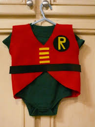 Infant Robin Halloween Costume Imperfect U0026 Fabulous Minute Infant Robin Boy